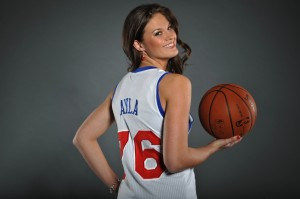 Ayla Brown B.C. Basketball