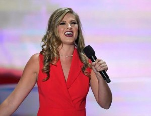 Ayla Brown's Performance at the RNC (Video)